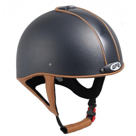 Casque GPA / JU3 Leather 2x