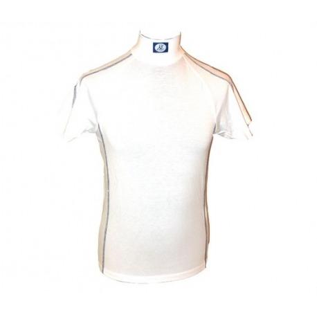Sous-Pull coton courtes manches