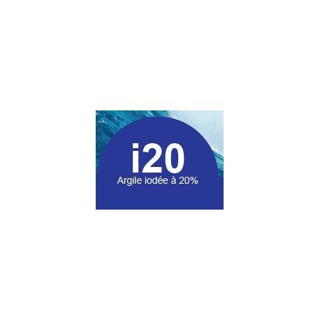 Terre de Mer I20 Argile marine pour chevaux